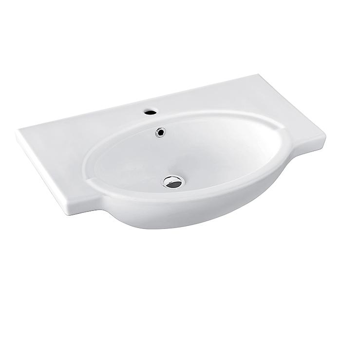 Riva vonios kambario baldai, keraminis praustuvas, RIVA70A