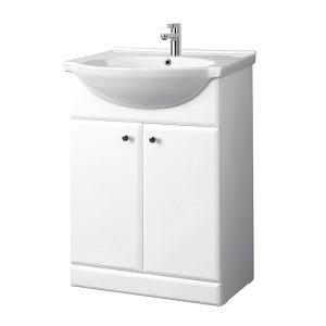 Riva-vonios-kambario-baldai-pastatoma-spintele-su-dviem-durelem-SA60-4-su-praustuvu-RIVA60