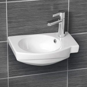 RIVA, vonios kambario baldai, praustuvas, Riva40