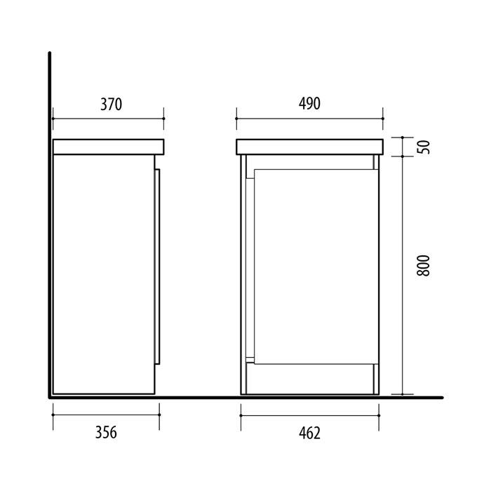 Riva-vonios-kambario-baldai-pastatoma-vonios-spintele-su-durelem-SA49C-21-su-praustuvu-RIVA50C-arba-SA50C-1