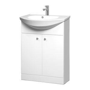 Riva-vonios-kambario-baldai-pastatoma-spintele-su-dviem-durelem-SA60D-su-praustuvu-RIVA60D