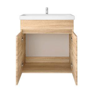 Pakabinama, vonios spintelė, SA63-10E, su praustuvu RIVA63C