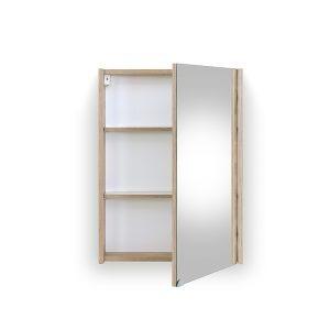 Riva-vonios-kambario-baldai-vonios-spintele-su-veidrodinem-durelem-SV50A-5E