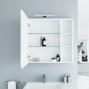 RIVA, vonios kambario baldai, vonios spintelė, SV70-8