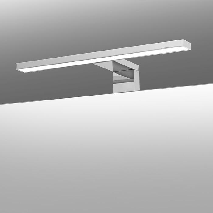 RIVA, vonios kambario baldai, vonios spintelė, LED šviestuvas