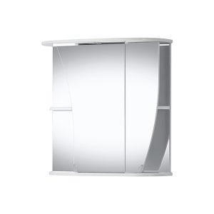Riva-vonios-kambario-baldai-vonios-spintele-su-dviem-veidrodinem-durelem-LED-sviestuveliu-ir-kistukiniu-lizdu-SV66
