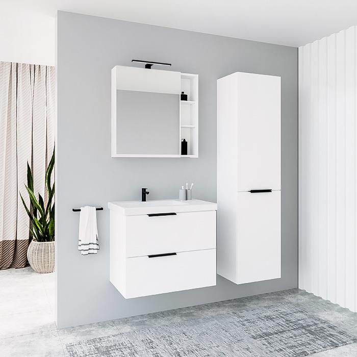 RIVA, vonios spintelė, SV70-6, spintelė su praustuvu, SA70-6, praustuvas, Riva70D, pakabinama spintelė, SU42