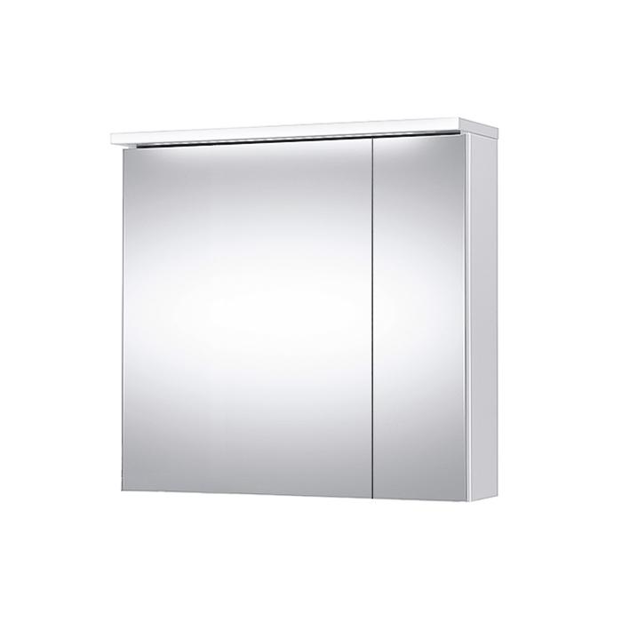 RIVA, vonios kambario baldai, vonios spintelė, SV70F Balta Matinė