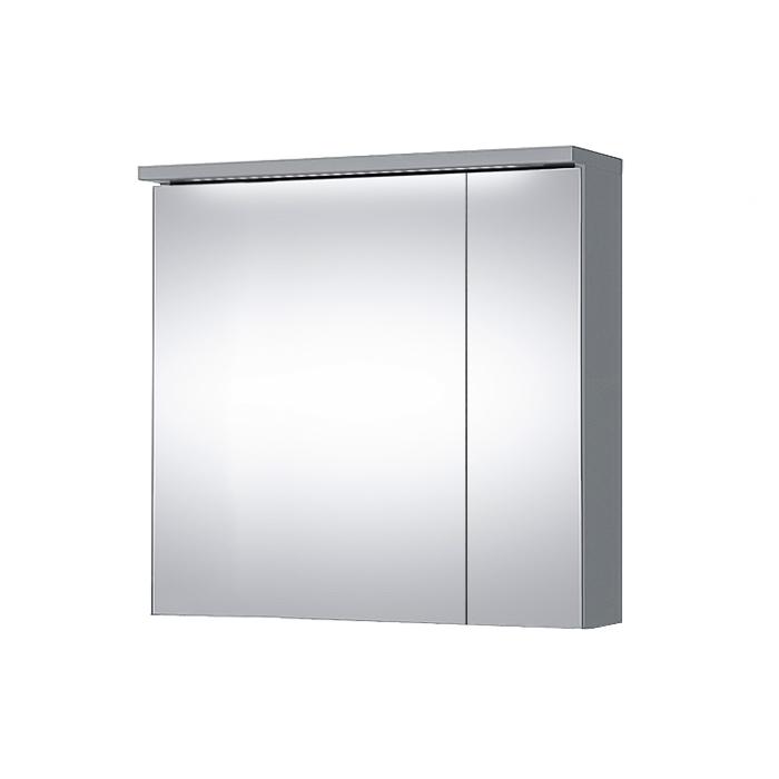 RIVA, vonios kambario baldai, vonios spintelė, SV70F Deep Silver Matte