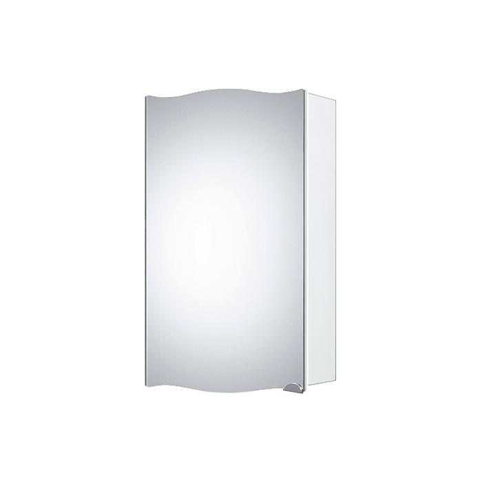 Riva-vonios-kambario-baldai-vonios-spintele-su-veidrodinem-durelem-KLV40