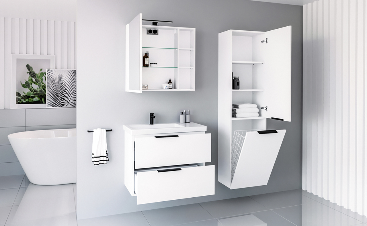 Vonios baldai, BALANCE, RIVA