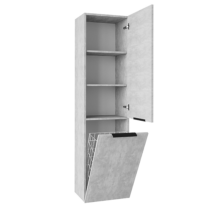 Riva-vonios-kambario-baldai-pakabinama-spintele-su-durelem-ir-skalbiniu-krepsiu-SU42