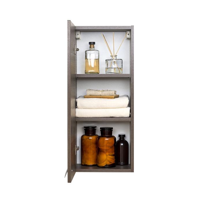 Riva vonios kambario baldai, pakabinama spintelė, UV32-11 Rigoletto Dark