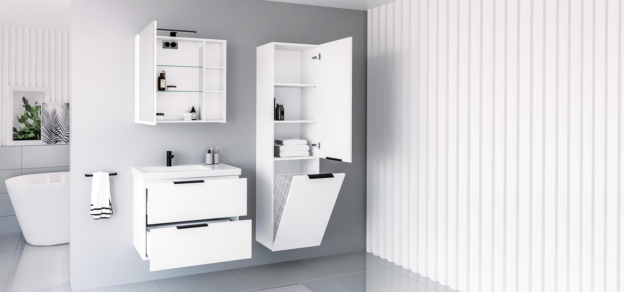 Kokybė, vonios baldai, RIVA