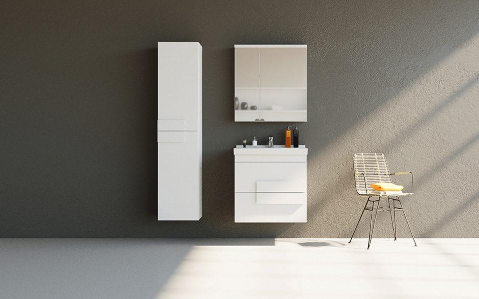 Vonios baldai, Decor kolekcija, RIVA