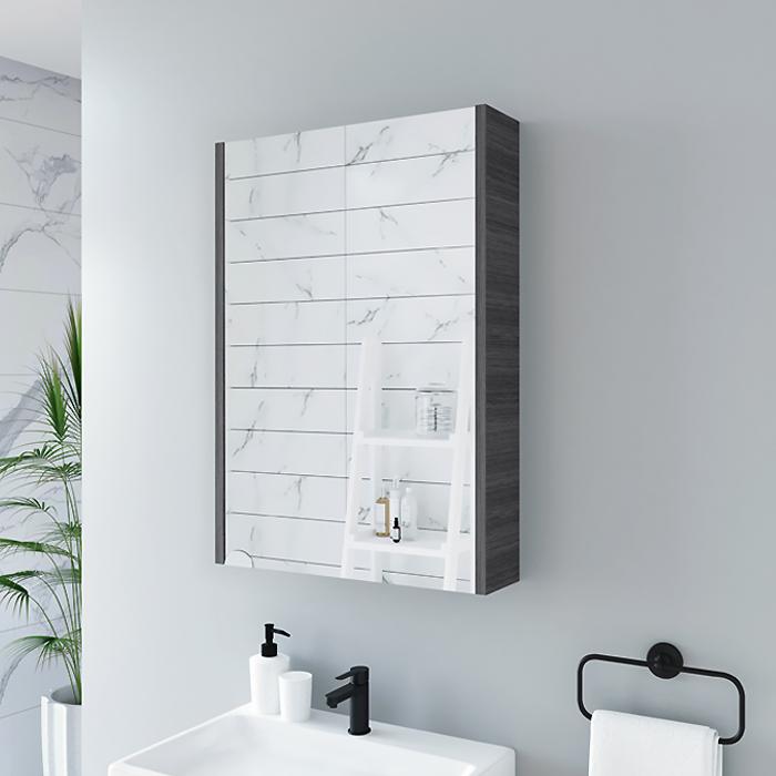 RIVA, vonios kambario baldai, vonios spintelė, SV49-18A