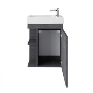 Vonios spintelė, SA40L (K), su praustuvu