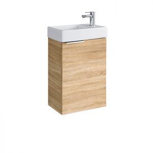 Vonios spintelė, SA40A-5, praustuvas, RIVA40A